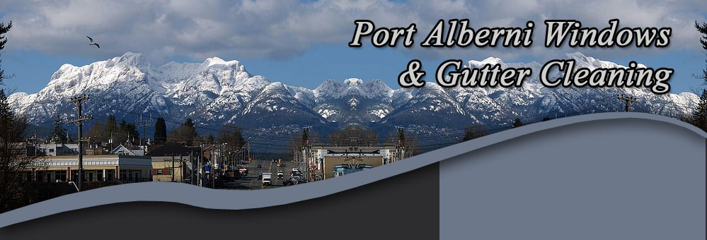 Port Alberni Windows And Gutter Cleaning